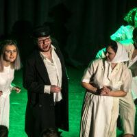Wilno poprzez pryzmat poezji – kolejna premiera Polskiego Teatru w Wilnie