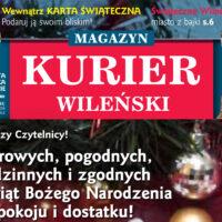 """Ukazało się świąteczne wydanie magazynowe """"Kuriera Wileńskiego"""""""