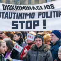 Rada Europy: reforma szkolnictwa na Litwie dyskryminuje mniejszości narodowe