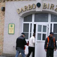 Litewska służba zatrudnienia  nie narzeka na brak pracy