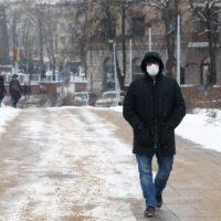 Epidemia grypy w Wilnie