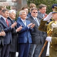 Święto członkostwa w UE i Dzień Europy z udziałem Marka Kuchcińskiego i Bogdana Borusewicza