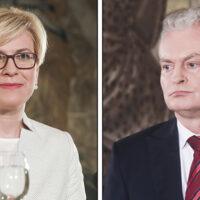 Czy prezydent Litwy powinien spotkać się z Putinem?