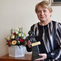 Maria Rekść nagrodzona za zasługi dla Polski i dla Polaków poza granicami kraju