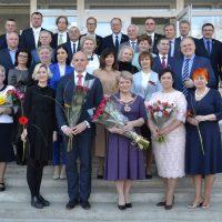 Pierwsze posiedzenie nowo wybranej Rady Samorządu Rejonu Wileńskiego