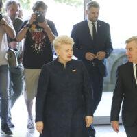 Ostatnie orędzie Dali Grybauskaitė:  ludzie chcą jasności i stabilności
