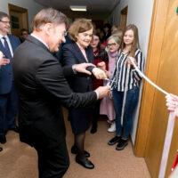 Otwarcie Centrum Języka i  Kultury Polskiej w Wilnie
