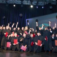 X promocja wileńskiej filii UwB  otrzymała swoje dyplomy