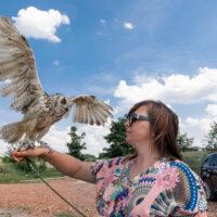 Z wizytą w ptasim raju
